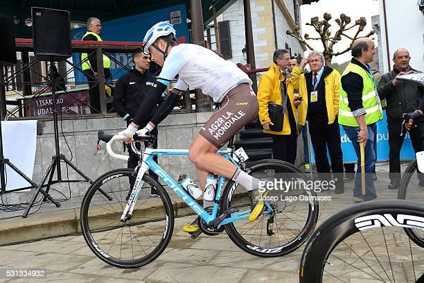 56th Vuelta Pais Vasco 2016 / Stage 4 LATOUR Pierre-Roger / Lesaka - Orio Tour Ronde Baskenland/ Etape Rit/ Tim De WaelePD/Tim De Waele/Corbis via...