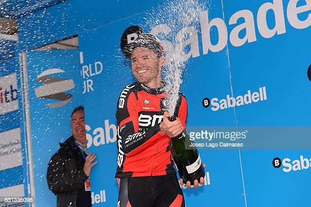 56th Vuelta Pais Vasco 2016 / Stage 4 Podium/ SANCHEZ Samuel Celebration Joie Vreugde/ Champagne/ Lesaka - Orio Tour Ronde Baskenland/ Etape Rit/ Tim...