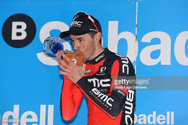 56th Vuelta Pais Vasco 2016 / Stage 4 Podium/ SANCHEZ Samuel Celebration Joie Vreugde/ Lesaka - Orio Tour Ronde Baskenland/ Etape Rit/ Tim De...