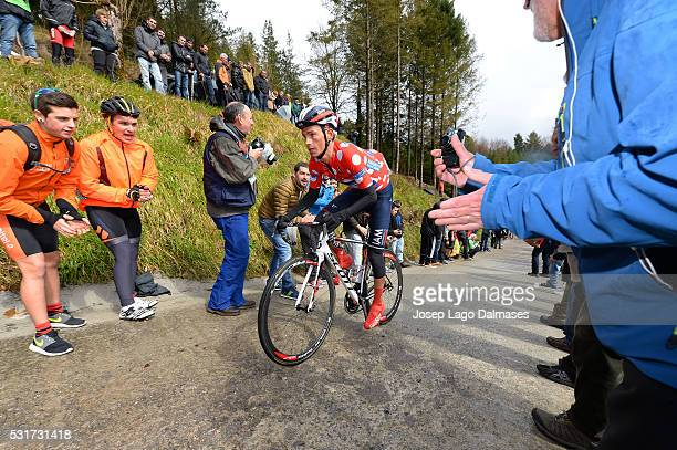 56th Vuelta Pais Vasco 2016 / Stage 5 DENIFL Stefan Mountain Jersey/ Orio - Arrate Tour Ronde Baskenland/ Etape Rit/ Tim De WaelePD/Tim De...