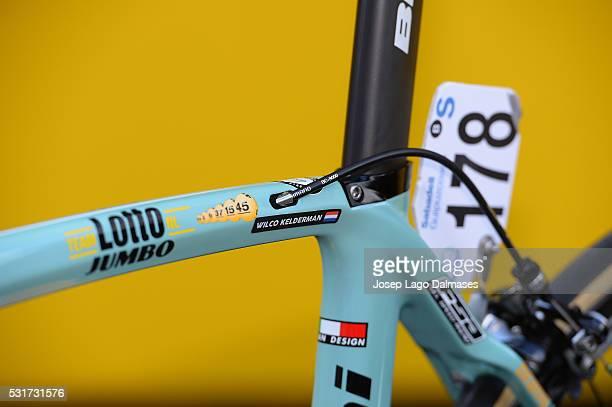 56th Vuelta Pais Vasco 2016 / Stage 5 Illustration Illustratie / Bike Velo Fiets / VERMEULEN Alexey / Orio - Arrate Tour Ronde Baskenland/ Etape Rit/...