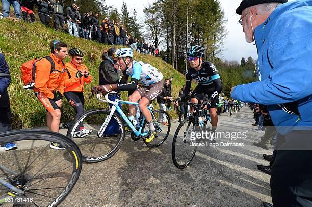 56th Vuelta Pais Vasco 2016 / Stage 5 LATOUR Pierre-Roger / LANDA Mikel / Orio - Arrate Tour Ronde Baskenland/ Etape Rit/ Tim De WaelePD/Tim De...