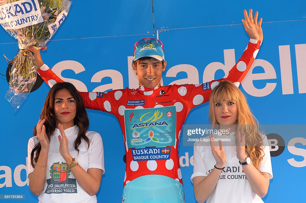Cycling: 56th Vuelta Pais Vasco 2016 / Stage 5 : ニュース写真