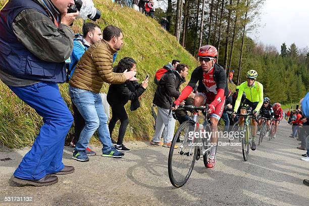 56th Vuelta Pais Vasco 2016 / Stage 5 RODRIGUEZ Joaquim / Orio - Arrate Tour Ronde Baskenland/ Etape Rit/ Tim De WaelePD/Tim De Waele/Corbis via...
