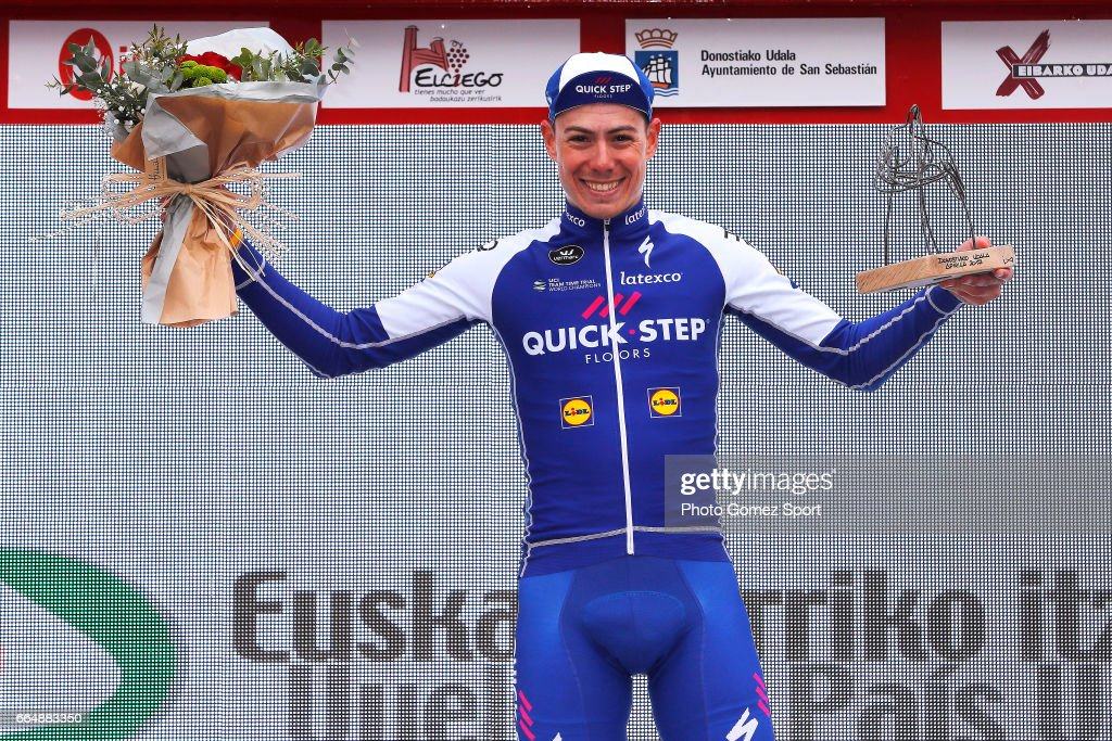 Cycling: 57th Vuelta Pais Vasco 2017 / Stage 3 : ニュース写真