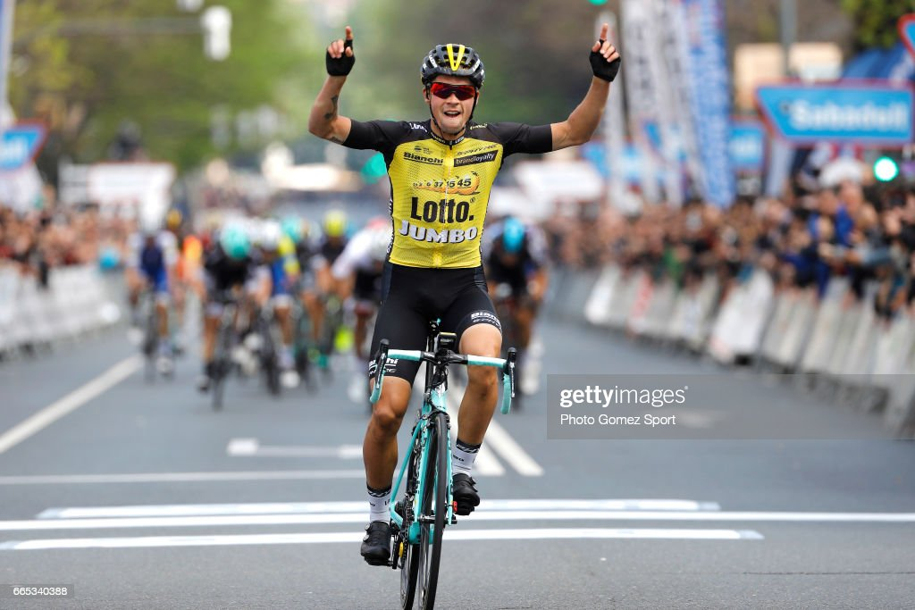 Cycling: 57th Vuelta Pais Vasco 2017 / Stage 4 : ニュース写真