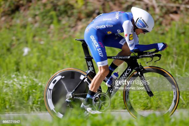 57th Vuelta Pais Vasco 2017 / Stage 6 Enric MAS / Eibar Eibar / Individual Time Trial / ITT / Tour of Basque Country / Euskal Herriko Itzulia /