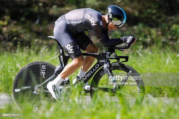 57th Vuelta Pais Vasco 2017 / Stage 6 Michal KWIATKOWSKI / Eibar Eibar / Individual Time Trial / ITT / Tour of Basque Country / Euskal Herriko...