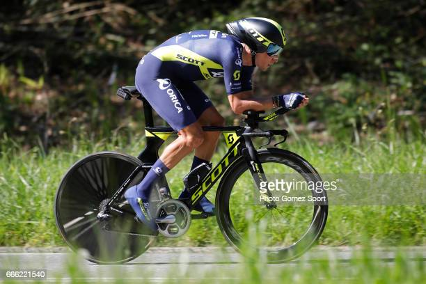 57th Vuelta Pais Vasco 2017 / Stage 6 Roman KREUZIGER / Eibar Eibar / Individual Time Trial / ITT / Tour of Basque Country / Euskal Herriko Itzulia /