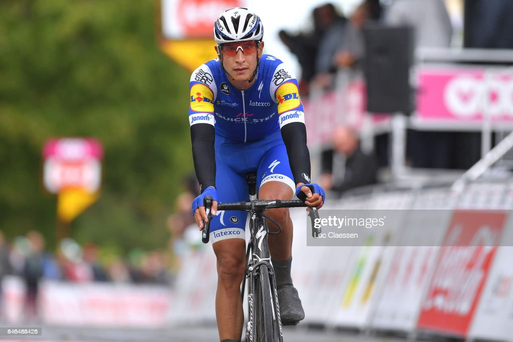 58th Grand Prix de Wallonie Arrival / Davide MARTINELLI (ITA)/ Chaudfontaine - Citadelle de Namur 216m (212,1km)/ GP Wallonie /