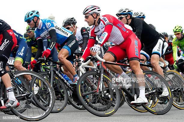 5th Grand Prix Cycliste de Montreal 2014 Illustration Illustratie / Peleton Peloton / Montreal- Montreal / Grand Prix Quebec/ Tim De Waele