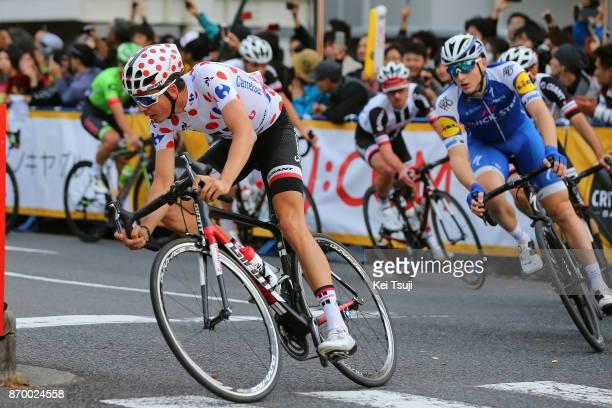 5th Tour de France Saitama Criterium 2017 Warren BARGUIL Polka Dot Mountain Jersey / Saitama Saitama / TDF Saitama Criterium / ©Tim De WaeleKT/Tim De...