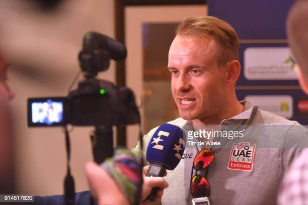 5th Tour Dubai 2018 / PC Alexander Kristoff / Press / Media / Interview / The Westin Dubai Mina Seyahi / Press Conference / Dubai Tour /