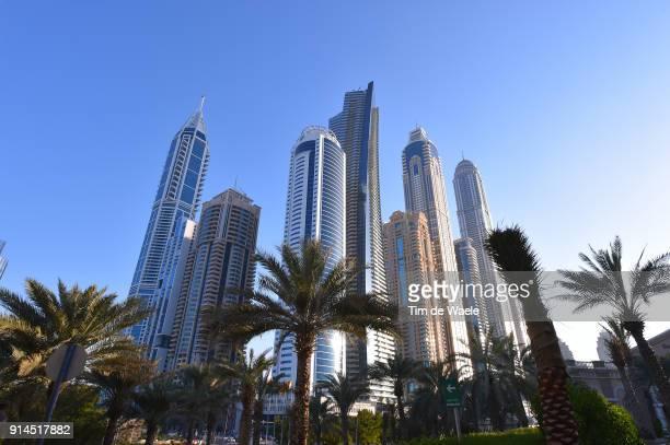 5th Tour Dubai 2018 / PC Landscape / Dubai Skyline / The Westin Dubai Mina Seyahi / Press Conference / Dubai Tour /