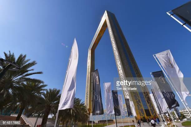 5th Tour Dubai 2018 / PC Landscape / Frame Building / The Westin Dubai Mina Seyahi / Press Conference / Dubai Tour /