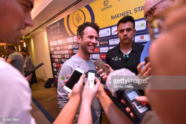 5th Tour Dubai 2018 / PC Mark Cavendish / Press / Media / Interview / The Westin Dubai Mina Seyahi / Press Conference / Dubai Tour /