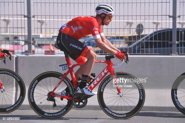 5th Tour Dubai 2018 / Stage 1 Boy Van Poppel of The Netherlands / Skydive Dubai Palm Jumeirah / Nakheel Stage / Dubai Tour /