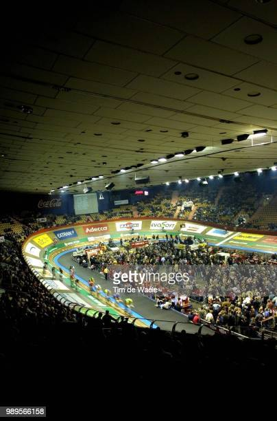 Days Of Ghentillustration, Illustratie Kuipkecyclisme, Wielrennen, Cycling6 Daagse Van Gent, 6 Jours De Gand, 6 Days Of Ghent