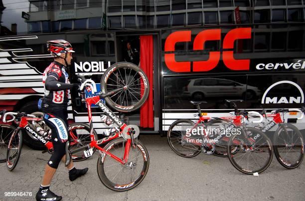 60E Tour Romandie Stage 3Julich Bobby Team Cscbienne Leysin Ronde Van Romandie Uci Pro Tour