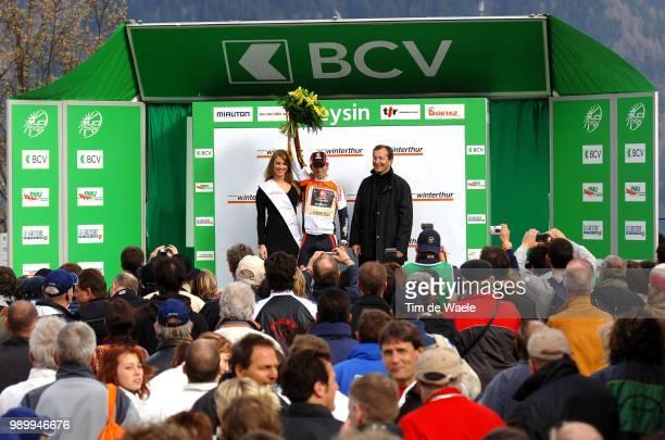 60E Tour Romandie Stage 3Podium Valverde Alejandro Celebration Joie Vreugdebienne Leysin Ronde Van Romandie Uci Pro Tour