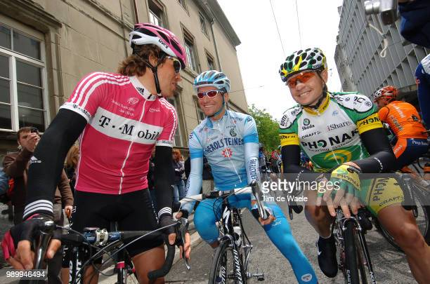 60E Tour Romandie Stage 3Ullrich Jan Hiekmann Torsten Grabsch Bert Bienne Leysin Ronde Van Romandie Uci Pro Tour