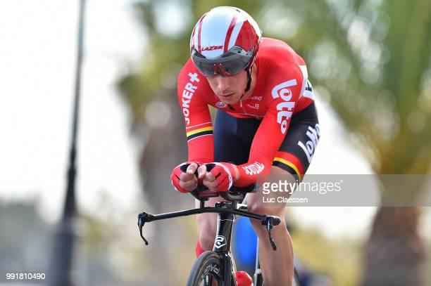 61Th Ruta Del Sol 2015 Stage 1B Individual Time Trial /Kenny Dehaes /Coria Del Rio Coria Del Rio / Itt Contre La Montre Tijdrit Vuelta A Andalucia...