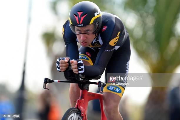 61Th Ruta Del Sol 2015 Stage 1B Individual Time Trial /Matt Brammeier /Coria Del Rio Coria Del Rio / Itt Contre La Montre Tijdrit Vuelta A Andalucia...