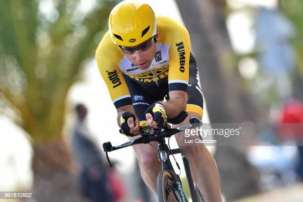 61Th Ruta Del Sol 2015 Stage 1B Individual Time Trial /Tom Leezer /Coria Del Rio Coria Del Rio / Itt Contre La Montre Tijdrit Vuelta A Andalucia Ruta...