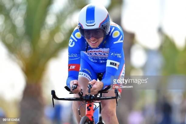 61Th Ruta Del Sol 2015 Stage 1B Individual Time Trial /Yannick Eijssen /Coria Del Rio Coria Del Rio / Itt Contre La Montre Tijdrit Vuelta A Andalucia...