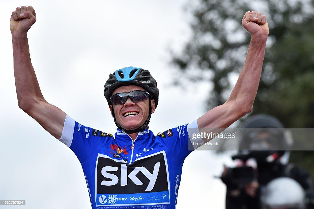 Cycling : 61th Ruta Del Sol 2015 / Stage 4 : ニュース写真