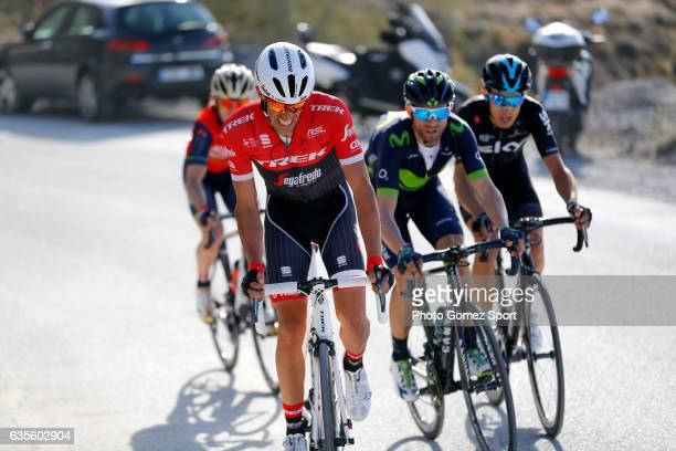 63rd Ruta del Sol 2017 / Stage 1 Alberto CONTADOR / Alejandro VALVERDE / Mikel LANDA / Rincon de la Victoria Granada / Vuelta a Andalucia /