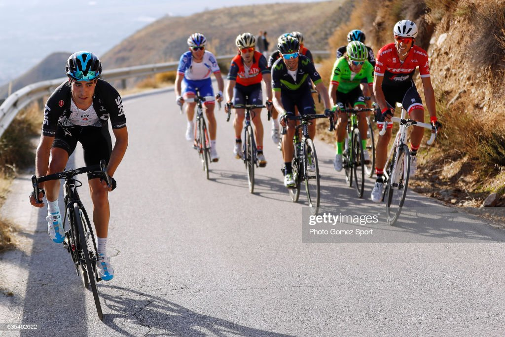 Cycling: 63rd Ruta del Sol 2017 / Stage 1 : ニュース写真