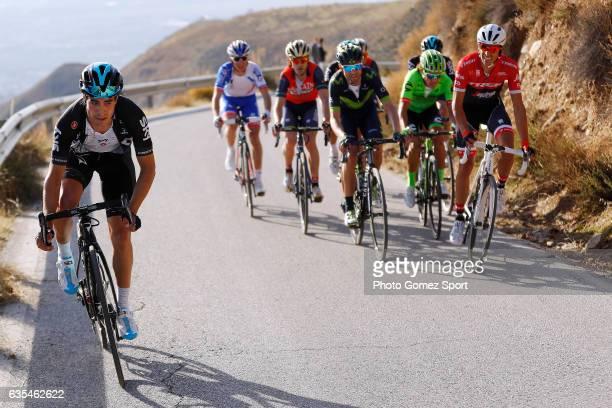 63rd Ruta del Sol 2017 / Stage 1 Mikel LANDA / Alberto CONTADOR / Alejandro VALVERDE / Rigoberto URAN / Rincon de la Victoria Granada / Vuelta a...