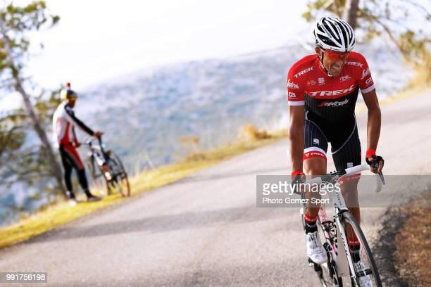 63Rd Ruta Del Sol 2017 Stage 2Alberto Contador /Torredonjimeno Mancha RealPeã±A Del Aguila 1299M Vuelta A Andalucia