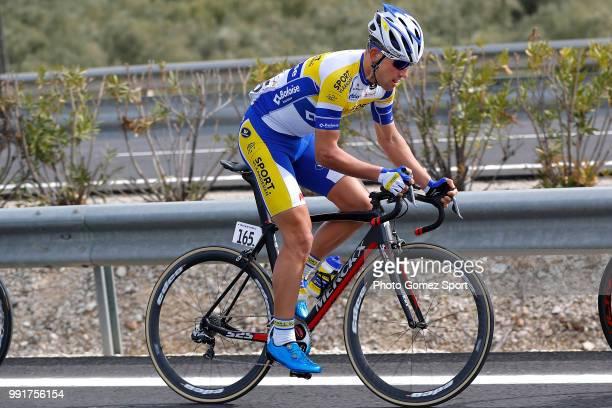 63Rd Ruta Del Sol 2017 Stage 2Maxime Farazijn /Torredonjimeno Mancha RealPeã±A Del Aguila 1299M Vuelta A Andalucia