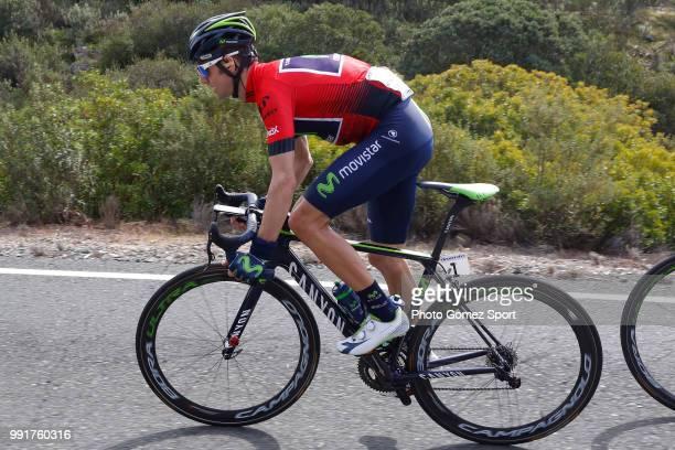63Rd Ruta Del Sol 2017 Stage 4Alejandro Valverde Red Leader Jersey/ La Campana Sevilla Vuelta A Andalucia