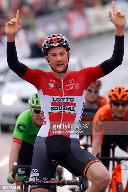 63Rd Ruta Del Sol 2017 Stage 5Arrival Tim Wellens / Celebration Setenil De Las Bodegas Coin Vuelta A Andalucia