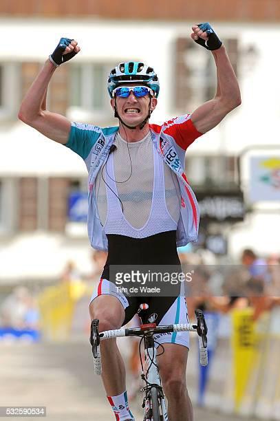 63th Criterium du Dauphine / Stage 1 Arrival / Jurgen Van Den Broeck Celebration Joie Vreugde / Albertville - Saint-Pierre-de-Chartreuse / Etape...