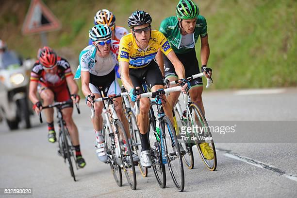 63th Criterium du Dauphine / Stage 6 Bradley Wiggins Yellow Jersey / Jurgen Van Den Broeck / Christophe Kern / Robert Gesink / Cadel Evans / Les Gets...
