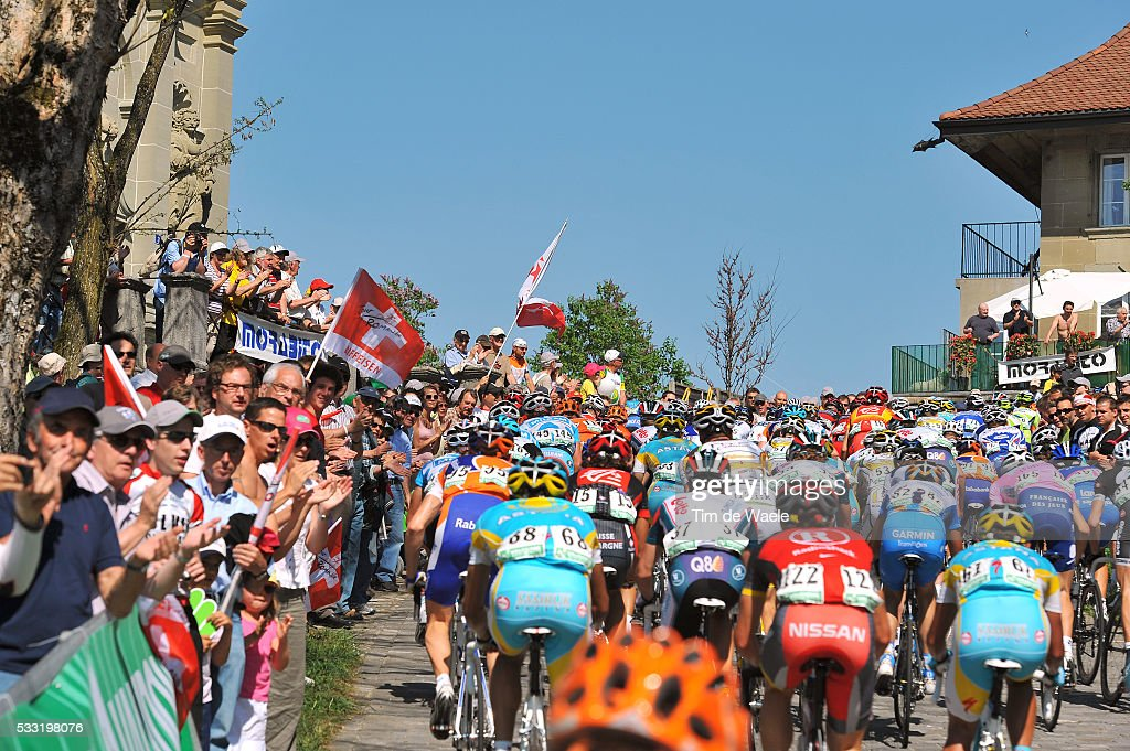 Cycling: 64th Tour of Romandie 2010 / Stage 2 : News Photo