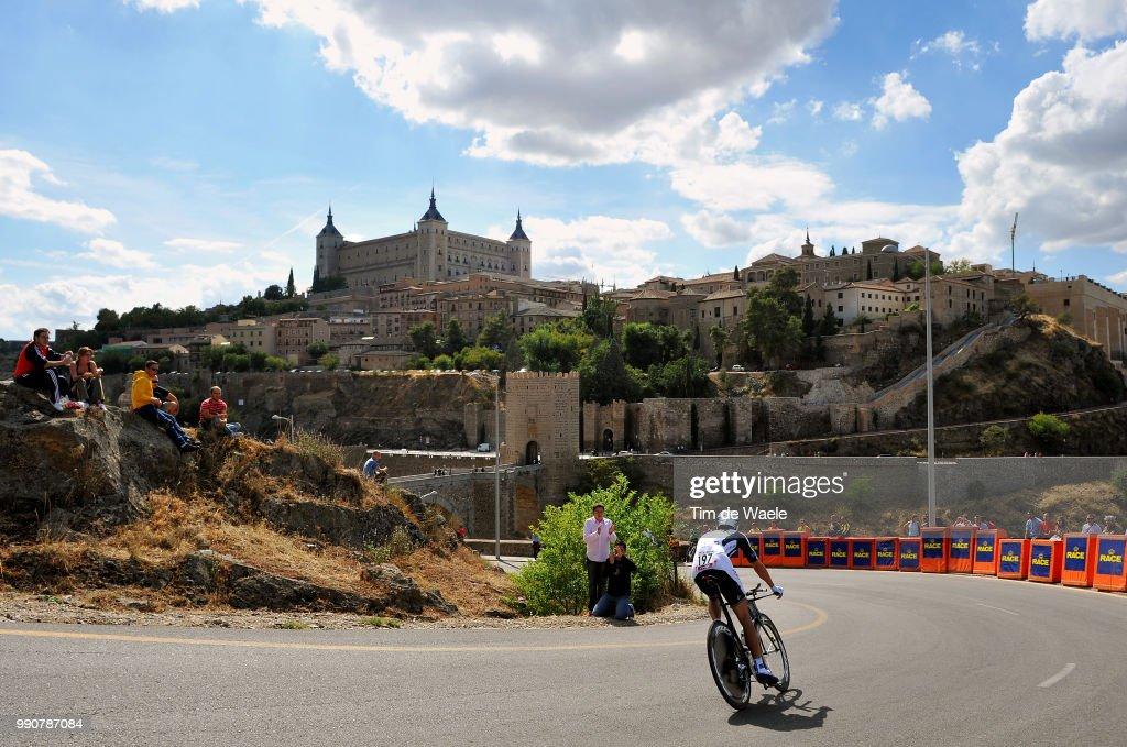 Cycling: 64Th Tour Of Spain - Vuelta / Stage 20 : Foto jornalística