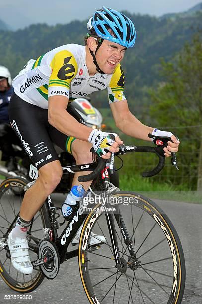 65th Tour de Romandie 2011 / Stage 1 Jack BOBRIDGE / Martigny Leysin / TDR /Tim De Waele