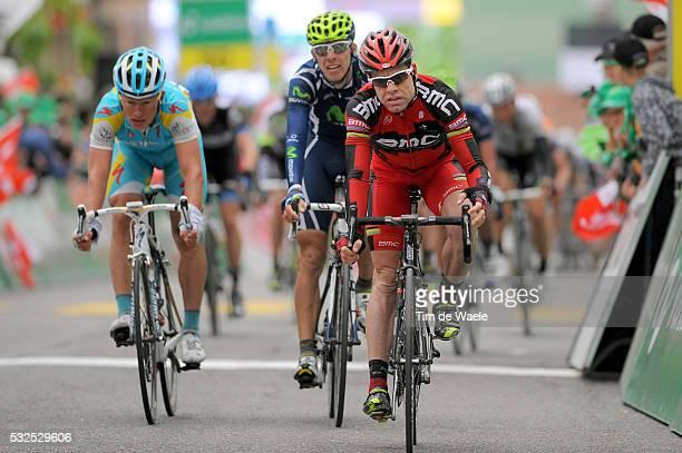 65th Tour de Romandie 2011 / Stage 2 Arrival / Cadel EVANS / Romont - Romont / TDR / Etape Rit /Tim De Waele