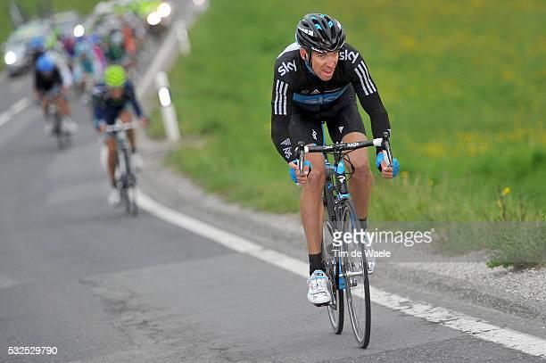 65th Tour de Romandie 2011 / Stage 2 Dario CIONI / Romont - Romont / TDR / Etape Rit /Tim De Waele