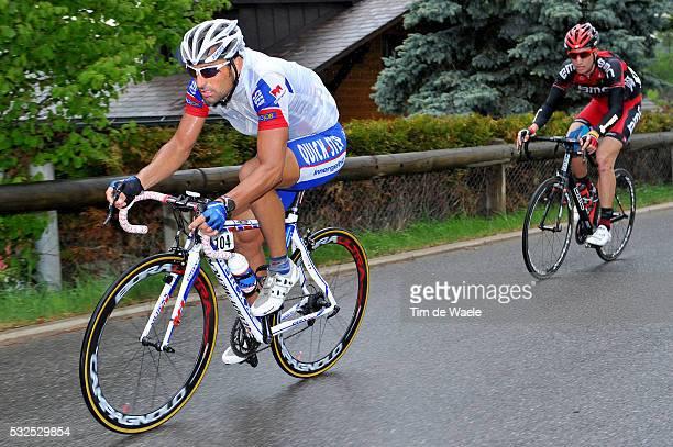 65th Tour de Romandie 2011 / Stage 2 Francesco CHICCI / Romont - Romont / TDR / Etape Rit /Tim De Waele