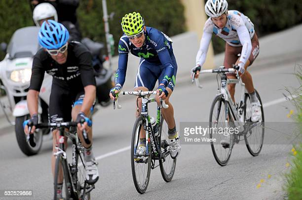 65th Tour de Romandie 2011 / Stage 2 Rui COSTA / David MILLAR / Michael CHEREL / Romont - Romont / TDR / Etape Rit /Tim De Waele