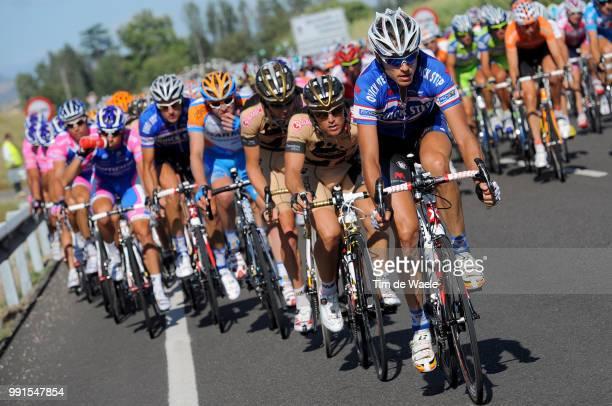 65Th Tour Of Spain 2010 Stage 12De Weert Kevin / Andorra La Vella Lleida / Vuelta Tour D'Espagne Ronde Van Spanje Etape Rit Tim De Waele