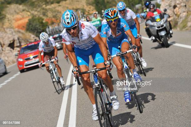 65Th Tour Of Spain 2010 Stage 12Iglesias Gustavo Rodriguez / Andorra La Vella Lleida / Vuelta Tour D'Espagne Ronde Van Spanje Etape Rit Tim De Waele