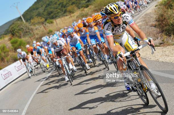 65Th Tour Of Spain 2010 Stage 13Bak Lars Ytting / Rincon De Soto Burgos / Vuelta Tour D'Espagne Ronde Van Spanje Etape Rit Tim De Waele
