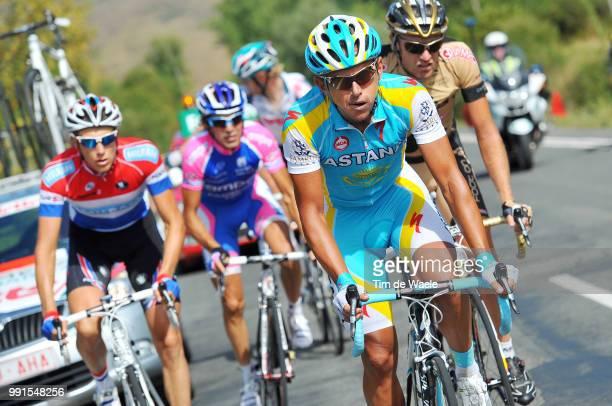 65Th Tour Of Spain 2010 Stage 13Davis Allan / Rincon De Soto Burgos / Vuelta Tour D'Espagne Ronde Van Spanje Etape Rit Tim De Waele